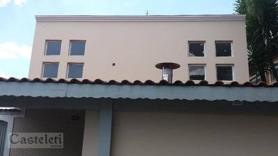 Casa Comercial Para Locação, Cambuí, Campinas. - Ca1535