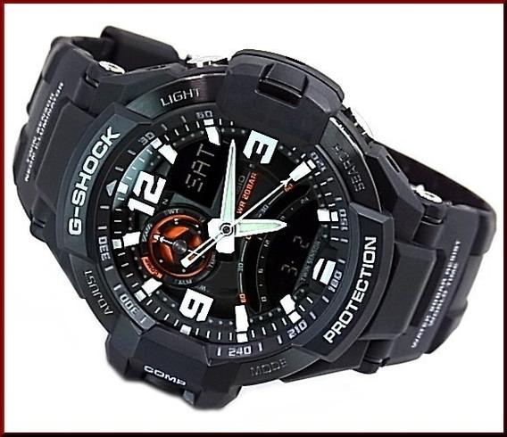 Relógio Casio G-shock Ga-1000-1a Gravitymaster