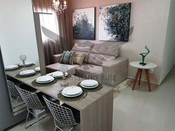 Apto Ed Colorado - Jd Prestes De Barros - 02 Dormitórios - Sala 2 Ambientes - 02 Vagas - Ap00176 - 33185672