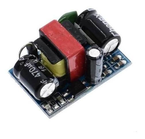 Fonte Conversor Tensão Ac-dc Step Down 12v 5w 450ma Arduino