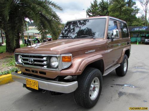 Tu Carro Com >> Toyota Land Cruiser 3 F