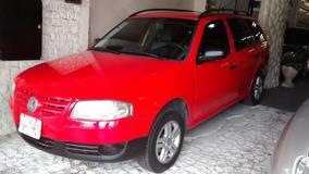 Volkswagen Gol Country Diesel 1.9 Año 2008 -