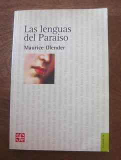 Las Lenguas Del Paraíso, Maurice Olender, Fce