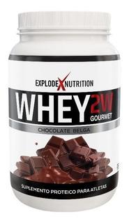 Whey 2w Gourmet Explode Nutrition 900g