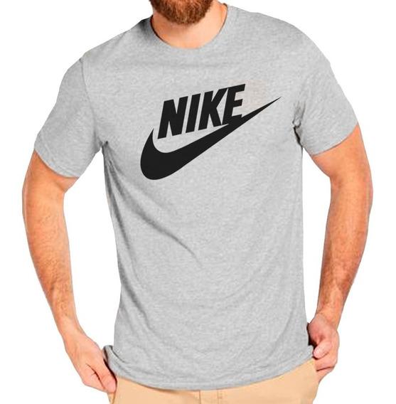 Franelas Nike Estampadas En Algodón Dama Y Caballero