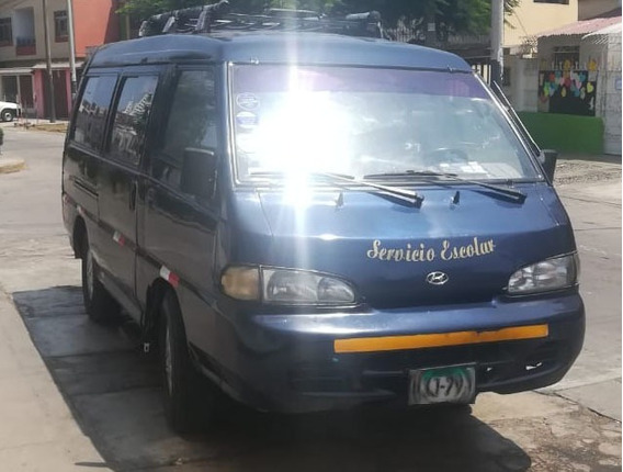 Combi Hyundai Grace Diesel (van)
