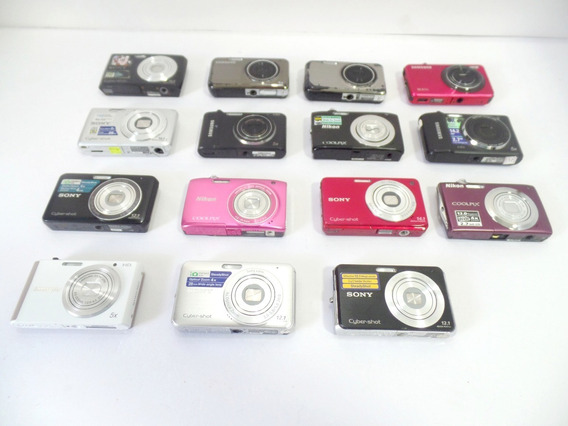 Cameras Digitais Para Conserto Ou Retirada De Peças Barata