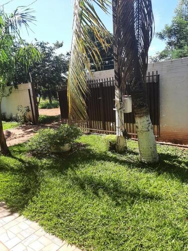 Imagem 1 de 10 de Chácara Com 5 Dormitórios À Venda, 13 M² Por R$ 2.000.000,00 - Imóvel Alwin - Foz Do Iguaçu/pr - Ch0022