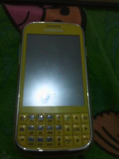 Celular Samsung 2 Chip, Câmera , Sistema Android