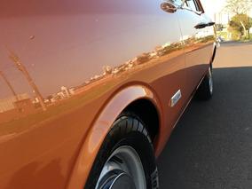 Chevrolet Opala 1974 Turbo Marcha Na Coluna