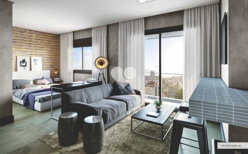 Imagem 1 de 15 de Apartamento - Menino Deus - Ref: 47018 - V-58469183