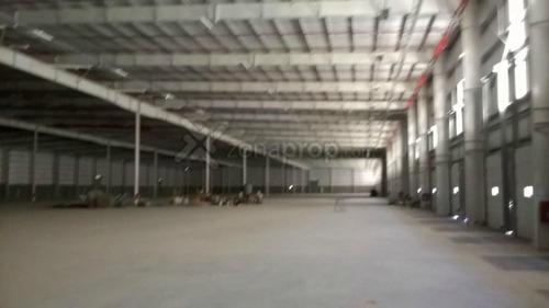 Polo Industrial Tortuguitas De 5000m2 En Malvinas Argentinas