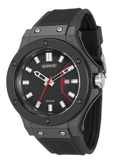 Relógio Speedo 65084g0evnp2 Com Calendário