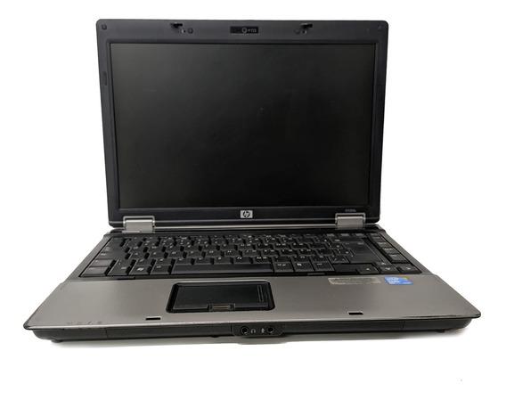 Notebook Hp Compaq 6530b Core 2 Duo 2gb 250gb