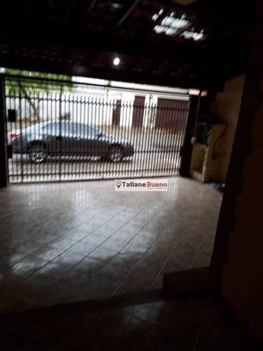 Casa Com 3 Dormitórios À Venda, 146 M² Por R$ 488.000,00 - Jardim Das Indústrias - São José Dos Campos/sp - Ca2461