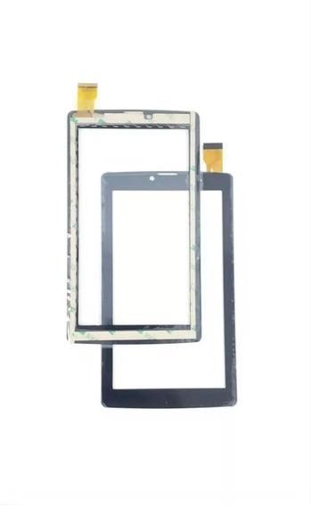 Touch Tela Vidro Tablet 3g How Max Quadcore Ht-704