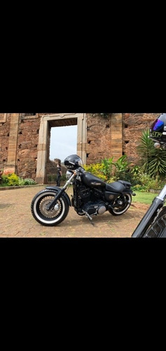 Harley Davison Sportes Xl Custon