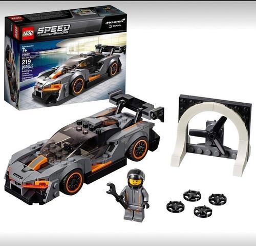 Legos Speed Champions Carros De Carrera