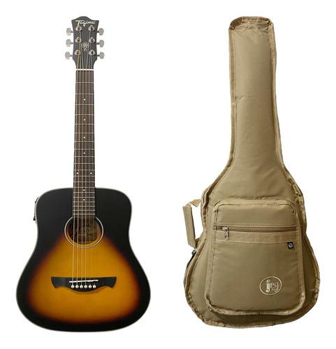 Violão Tagima Baby Woodstock Tw-15 Dsbs C/ Bag