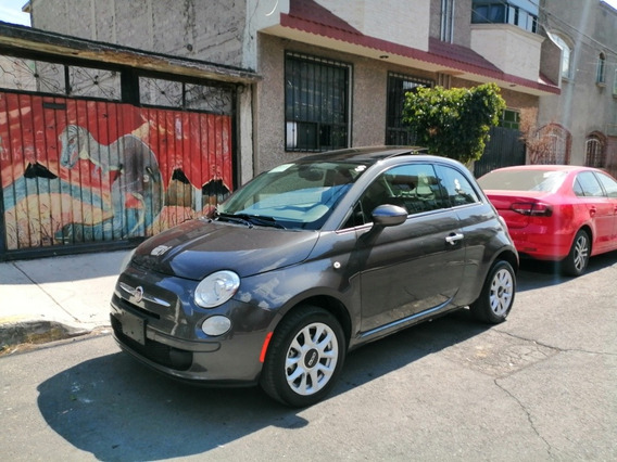 Fiat 500 1.4 Easy Mt Hatchback 2016