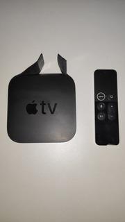 Apple Tv 4k 64gb Usado Sin Control Remoto