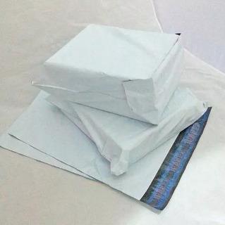 Envelope Plástico Segurança 40x50 400 Unidades - Lacre Sedex
