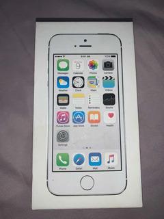 Usado! iPhone 5s Silver/prateado 32gb