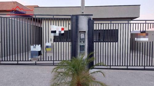 Casa Com 2 Dormitórios À Venda, 115 M² Por R$ 600.000,00 - Jardim Paulista - Atibaia/sp - Ca4511