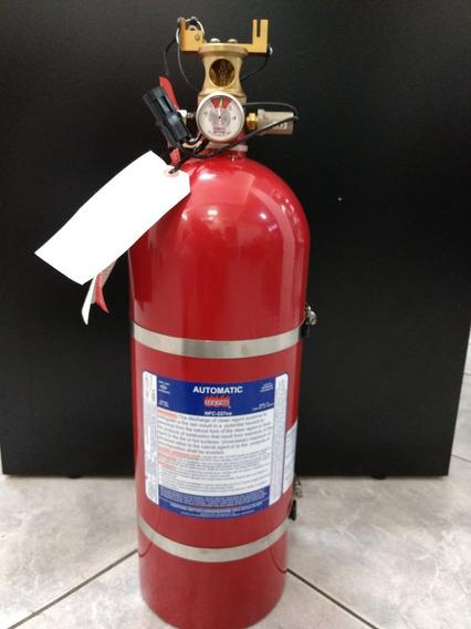 Sea-fire - Extintores Automáticos De Incêndio, Série Fd
