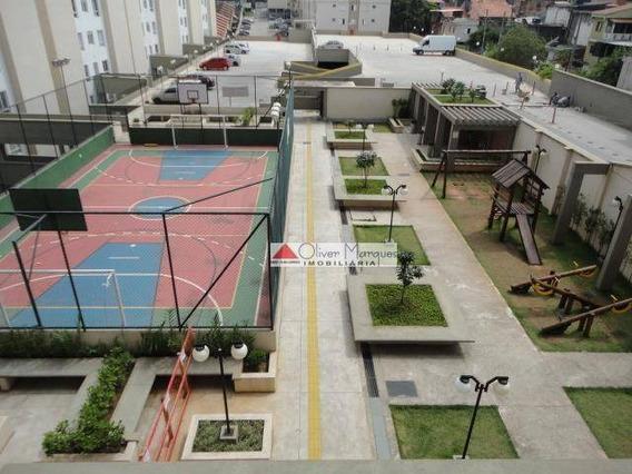 Apartamento À Venda, 45 M² Por R$ 190.000,00 - São Pedro - Osasco/sp - Ap4546