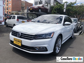 Volkswagen Passat Highline At 2500cc 2017