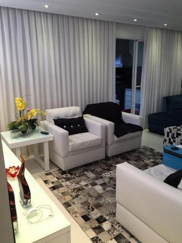 Apartamento Residencial À Venda, Mooca, São Paulo. - Ap5052