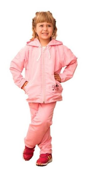 Agasalho Infantil - Jaqueta E Calça Forrados - 1 A 8 Anos