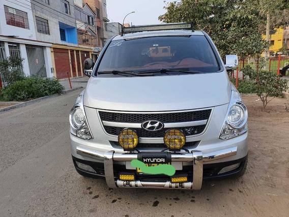 Hyundai H1 Mecánica