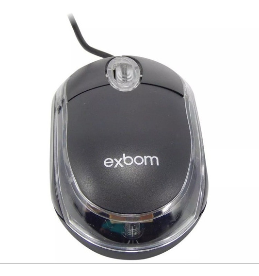 Mouse Usb Simples P/ Dvr Pc Notebook Com Scroll Barato