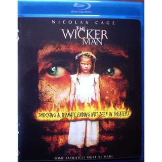 Blu-ray The Wicker Man 2006 Impecable Usado 1 Disco Bluray S
