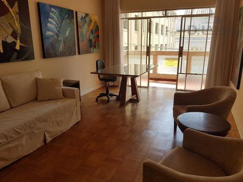Imagem 1 de 18 de Apartamento Residencial Para Locação, Centro, Campinas. - Ap15956