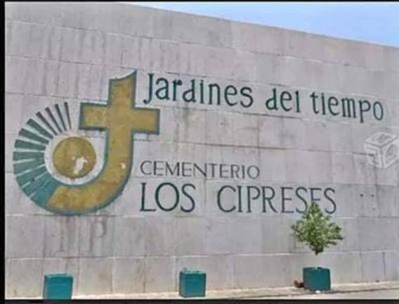 Cuádruplex Privadas (4)panteón Cipreses Jardines Del Tiempo