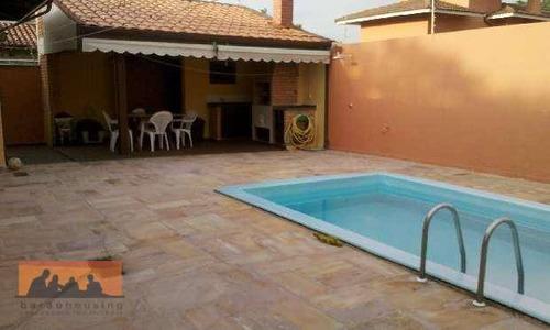 Imagem 1 de 13 de Casa Residencial À Venda, Cidade Universitária, Campinas - Ca1228. - Ca1228