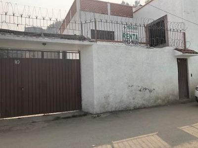Casa En Renta, Acalotenco Santa Cruz Acalpixca
