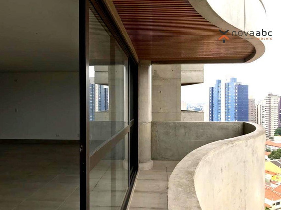 Apartamento Alto Padrão Com 3 Suítes À Venda, 155 M² Por R$ 1.349.000 - Vila Alpina - Santo André/sp - Ap1640