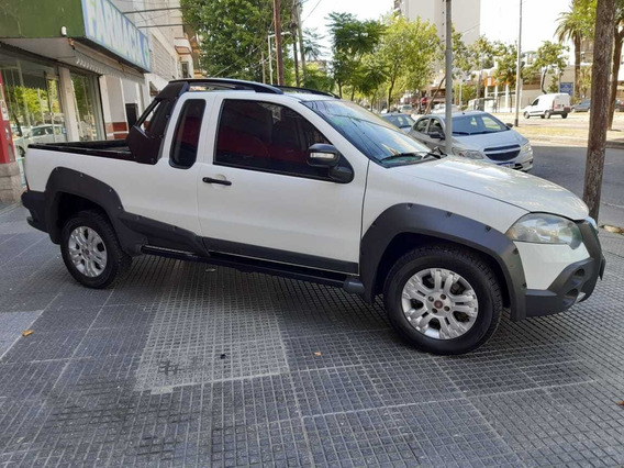 Fiat Strada Adv C/ Ext Con Gnc Contado