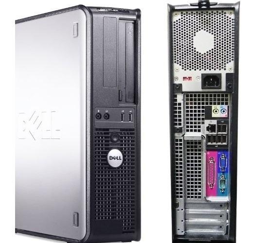 Cpu Dell Optiplex 320 Dual Core 2gb Ram Hd 80gb Dvd Wifi