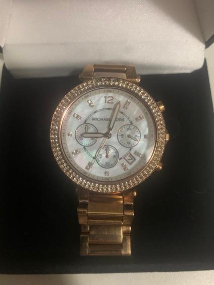 Relógio Michael Kors Feminino Mk5491 Original