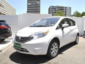Nissan Note Mt 2015