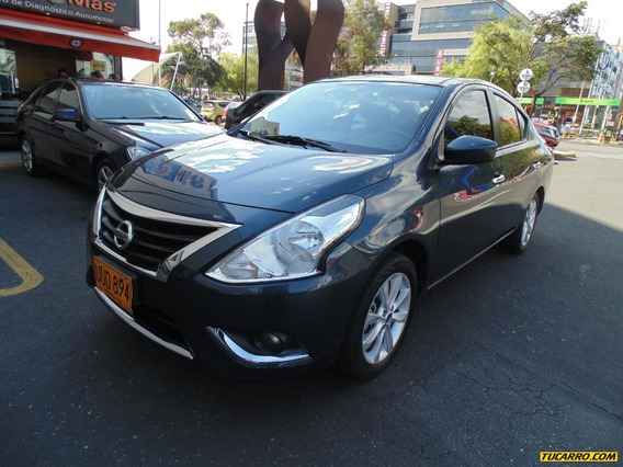 Nissan Versa Versa Advance