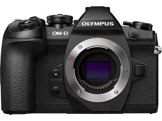 Câmera Olympus Omd Em1 Ii Mark2 Emii E-m1ii - 5000 Clicks