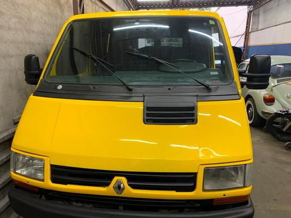 Trafic Motor 2.2 Amarela 1998