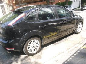 Focus 2.0 Ghia Aut+teto 2009+ Blindado N3a +couro+bx Km