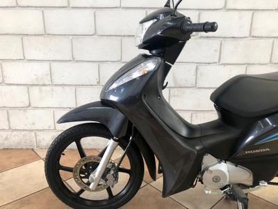 Honda Biz 125 Ex - Completa - 2017 - 6000 Km Rodados